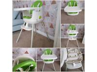 High Chair multidine Keter