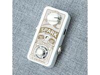 TC Electronic Spark Mini Booster guitar pedal