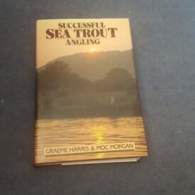 Successful Sea Trout Angling