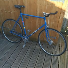Eddy Merckx / Swinnerton Cycles Single Speed Bike