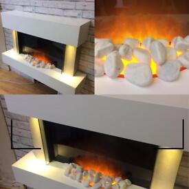 Wall Mounted Electric Fire - Liverpool area