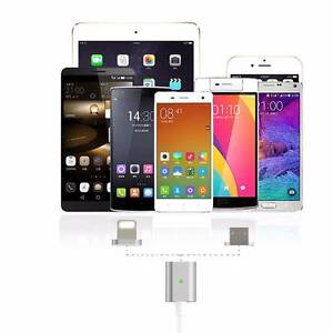2 Magnetic Charging Cable Micro USB for iPhone and Andriod Sunnybank Brisbane South West Preview