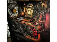 High End Liquid Cooled Gaming PC (i9 9900K + 1070 Ti)