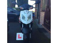 Moped Kymco dj 50 s