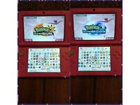 3DS XL CONSOLE + 100 GAMES