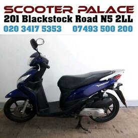 Honda vision 110cc blue excellent condition (NOT PCX FORZA PS SH VISON NMAX XMAX)