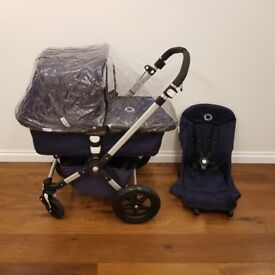 Bugaboo Cameleon 3 Navy Classic+ Immaculate condition.