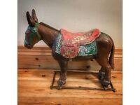 Fairground / Funfair donkey statue