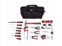New FORGE Steel 55 Piece Heavy Duty Toool Kit