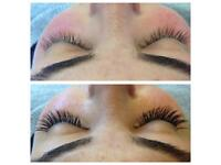 Individual eyelash extensions Rickmansworth / Harefield - £45 any set SPECIAL OFFER LASHES