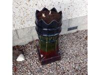 Ornamental Chimney Pot Planter