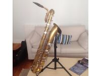 Vintage Baritone Saxophone
