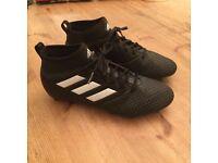 Juniors size 5 1/2 Adidas Ace 17.3 Primemesh FG Football Boots