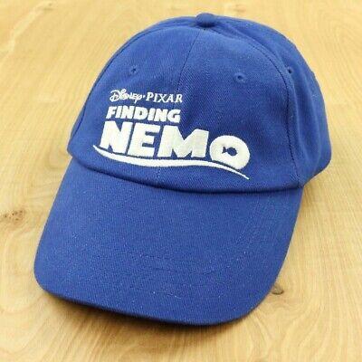 FINDING NEMO disney pixar strapback dad hat cap adjustable baseball blue