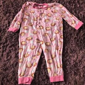 Age 2-3 years sleepsuit