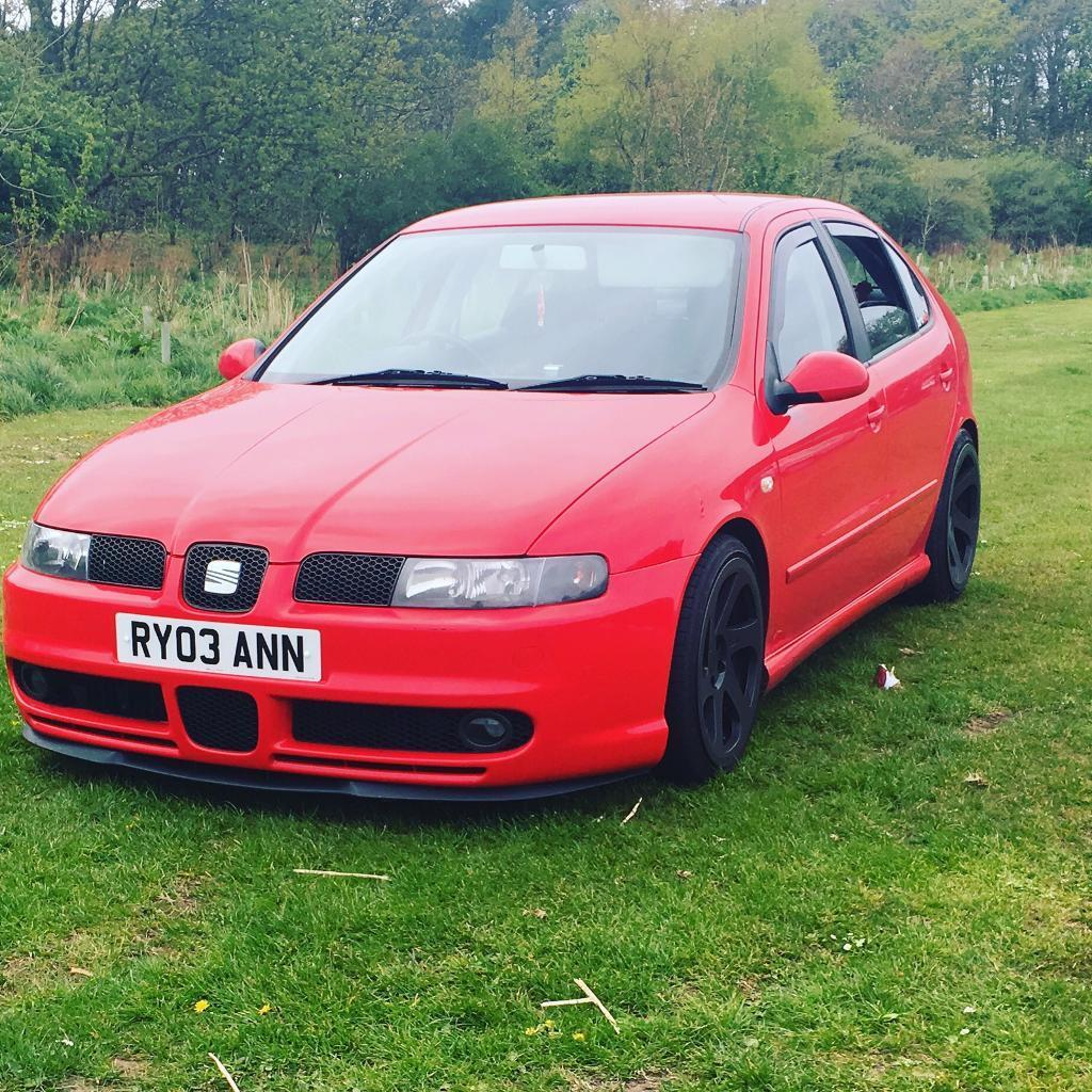 pd150 seat leon cupra 2004 74k sale or swap in bonnyrigg midlothian gumtree. Black Bedroom Furniture Sets. Home Design Ideas