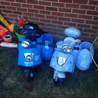 LOTS OF OUTSIDE KIDS TOYS