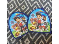 New paw patrol backpacks 2 available