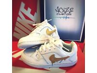 Nike son of force *GOLD DRIP* *LIMITED*