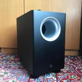 Powered Subwoofer 100W Canton active subwoofer