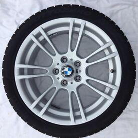 Genuine BMW Winter Wheels & Tyres BMW 18 Inch /E82 1M/ E90 M3/ E92 M3/ E93 M3
