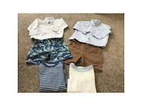 Clothes - size 12-18 months old