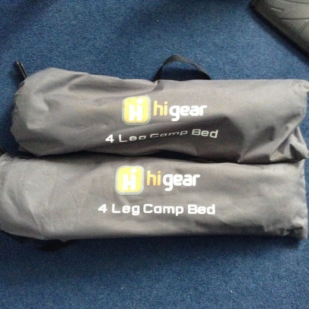 Hi gear camp beds