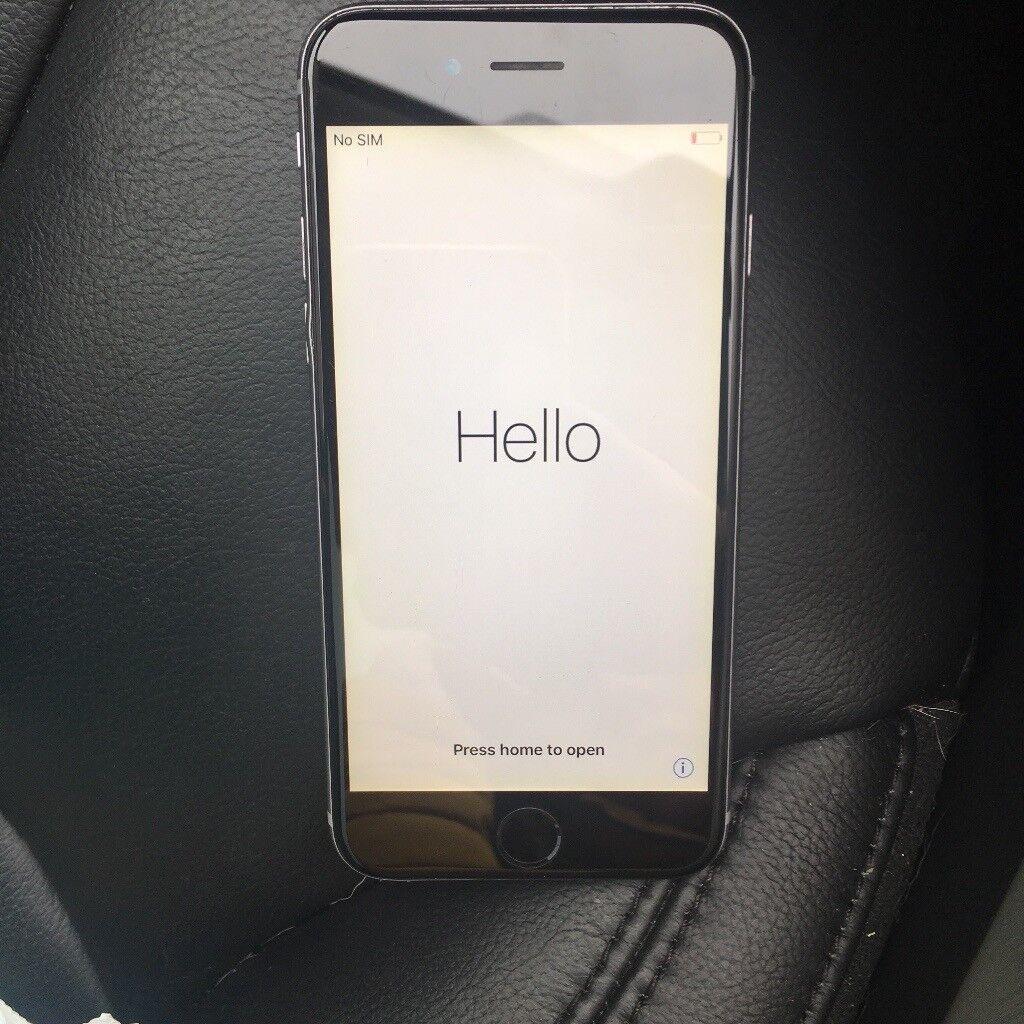 Apple iPhone 6 (unlocked) for sale