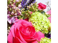 Established Lewes florist requires PT florist/driver (3-4 days) and Saturday driver