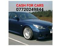 CAR'S WANTED CASH PAID