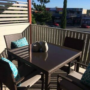 Outdoor dinning set Carina Brisbane South East Preview