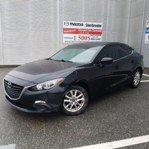 2015 Mazda Mazda3 GS 46100KM AUTOMATIQUE CLIMATISEUR