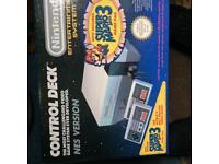 For Sale Nintendo Control Deck & Super Mario