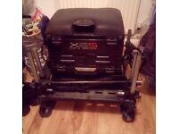 Preston x6s seat box
