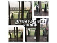 Windows cleaning inside & out Flats only