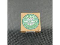 Surfboard wax Sex wax Mr Zoggs Humps