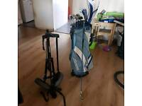 JOHN LETTERS GOLF CLUBS