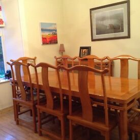 8 seater dining room suite for sale