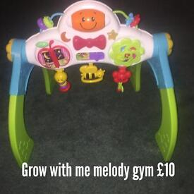 Baby gym/ toy