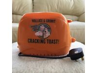 Wallace &Gromit toaster - collectable