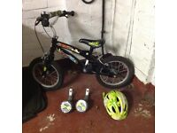 Ben 10 Bike Stabilisers Helmet