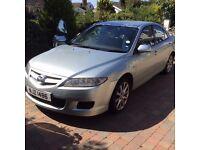 Mazda 6 Tamura, ex-taxi. Quick sale