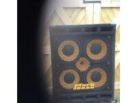 Mark bass cabinet £450