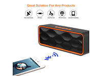 Wireless Speaker, DAMI Portable Stereo Speaker with HD Audio and Enhanced Bass