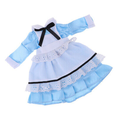 Karo Outfit Kleidung für 1/3 60 cm Nacht Lolita BJD (Verzaubert Outfits)