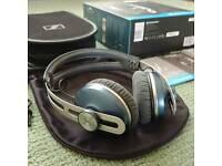 Sennheiser Momentum headphones / earphones (not bose, sony, beats)