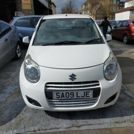 image for Suzuki, ALTO, Hatchback, 2009, Manual, 996 (cc), 5 doors px welcome