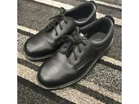 Men's dress safety shoes size 9