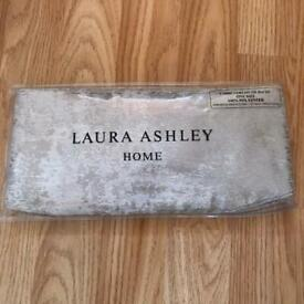Laura Ashley Curtain tie backs in gold, silver and grey and velvet
