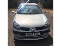 Renault Clio 1.2 great little car